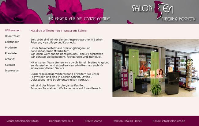 SC-Salon EM-Ausschnitt
